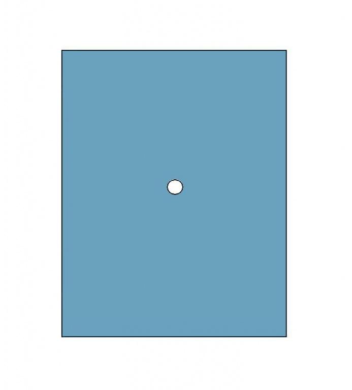 Fenestrated Drape - DM3 90x150 (9 x 12 cm) :: Medica Filter s r o