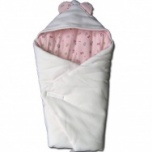 Wrapping Cloth with Hood for Babies - winter