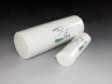 Bleached cellulose wadding rolls
